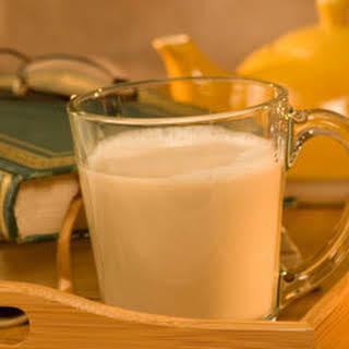 Soothing Tea Latte.