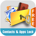 Contacts & Apps Lock icon