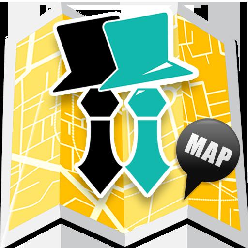 GayTie Map 旅遊 App LOGO-硬是要APP