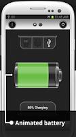 Screenshot of Show Battery Percentage