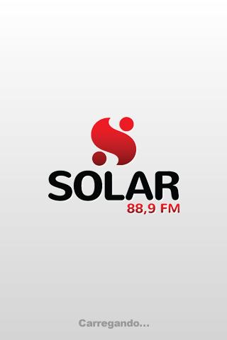 Solar FM 88 9