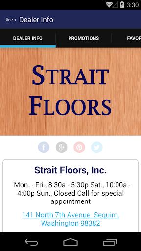 Strait Floors Inc.