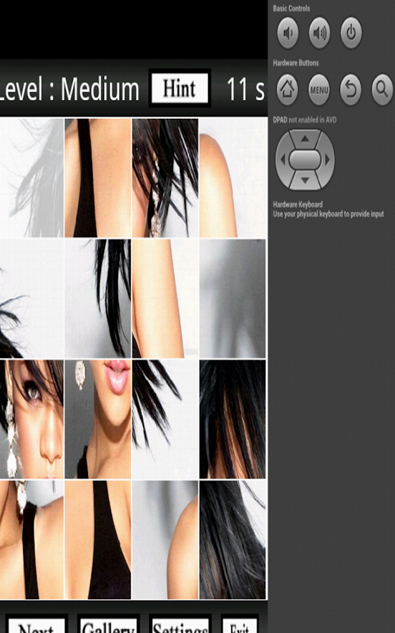 Rihanna Game Puzzel_Fans - screenshot