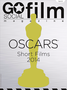 Go Social Film Magazine - screenshot thumbnail