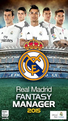 Real Madrid Fantasy Manager'15