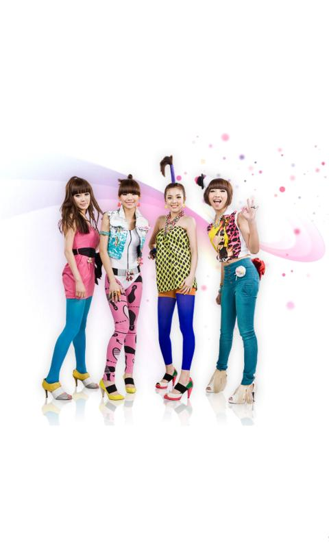 2NE1 youtube,Photo K-pop - screenshot