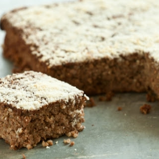 Cocoa-Almond Baked Breakfast Quinoa.