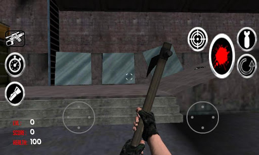 Zombie Survival Assault 3D