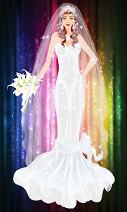 Modern Bride Dress Up Game - screenshot thumbnail