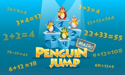 Penguin Jump Math