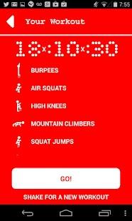 12 Minute Athlete HIIT Workout - screenshot thumbnail