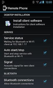 Remote Phone Call v5.5