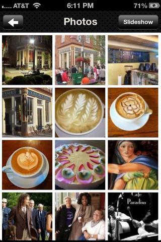【免費商業App】Cafe Paradiso-APP點子