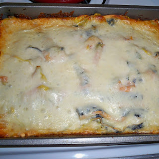 Funky Artichoke Lasagna