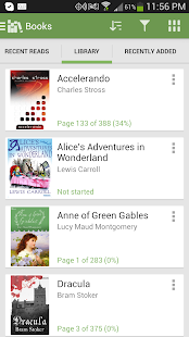 Aldiko Book Reader Premium Screenshot