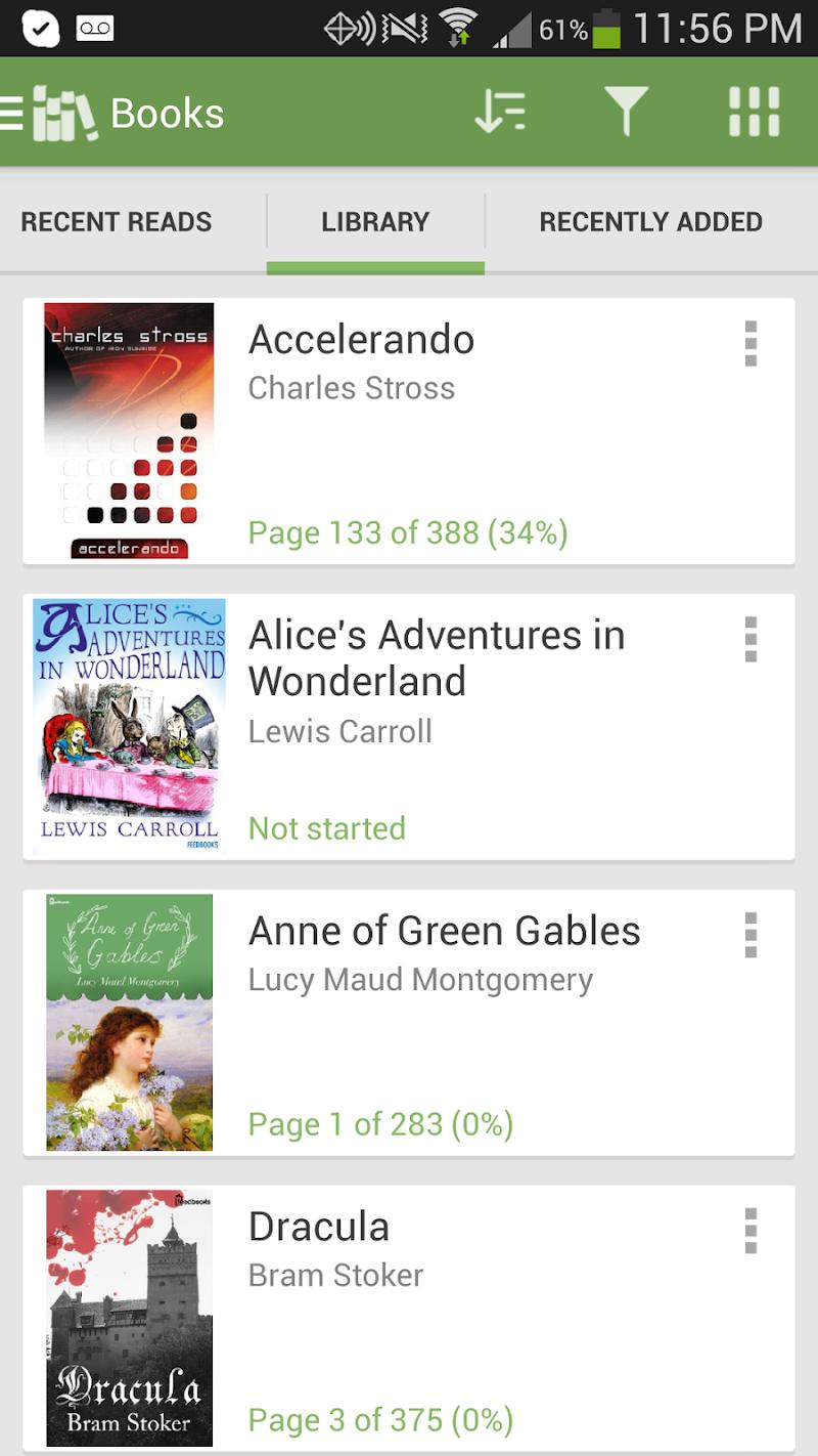 Aldiko Book Reader Premium Screenshot 2