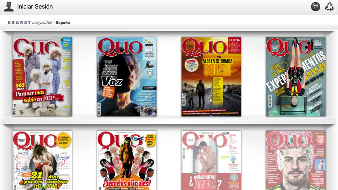 QUO Revista - screenshot