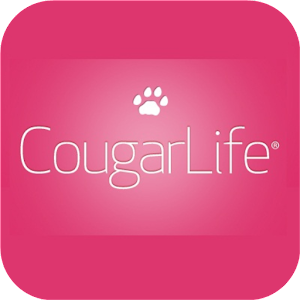 Cougar Life Dating. App Icon