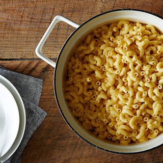 Ridiculously Easy Macaroni and Cheese.