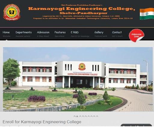 高評價推薦好用教育app Karmayogi Engineering College!線上最新手機免費好玩App