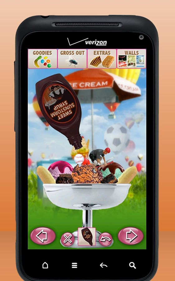 Sundae Maker- screenshot