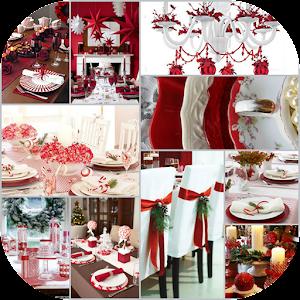 Download decoracion mesa para navidad for pc for Mesas decoradas para navidad