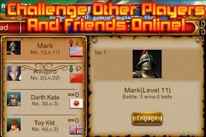 Screenshot of Battle Fury
