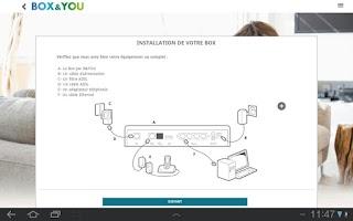 Screenshot of Box & YOU