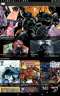Madefire Comics & Motion Books - screenshot thumbnail