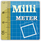 Millimeter - screen ruler app icon