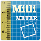 Millimeter - screen ruler