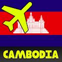 Cambodia Travel icon