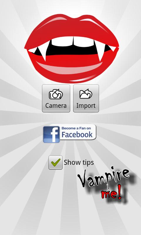 Vampire Me!- screenshot