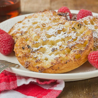 English Muffin French Toast.