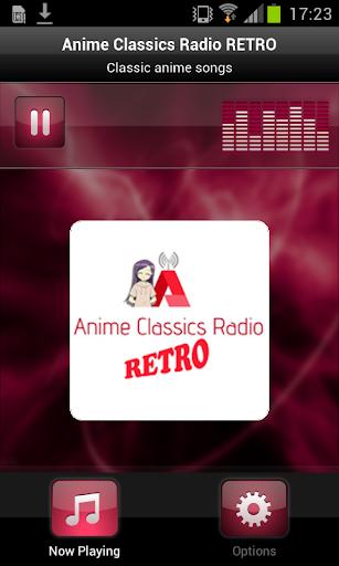 Anime Classics Radio RETRO