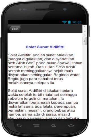 【免費教育App】Solat Sunat Aidilfitri & Info-APP點子
