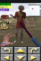 Screenshot of Magic Knight RPG