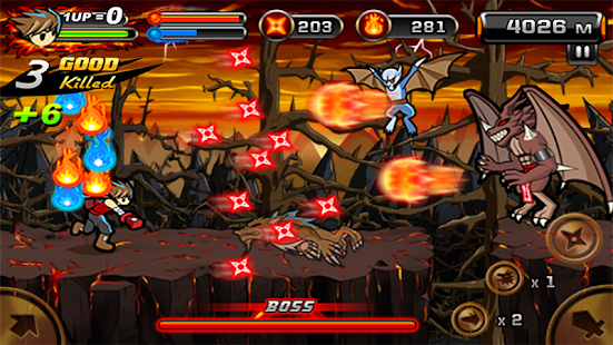 Devil Ninja 2 - screenshot thumbnail