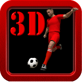 3D Football Game Free Runner