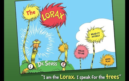 The Lorax - Dr. Seuss - screenshot thumbnail