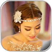 Bridal hairstyles step