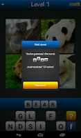 Screenshot of Find the word! ~ 4 pics 1 word
