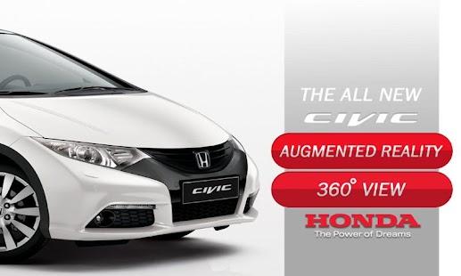 Honda SA - screenshot thumbnail