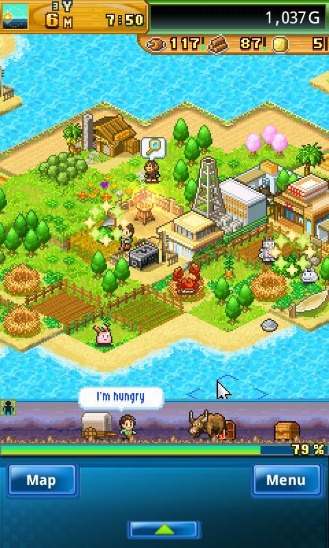 Beastie Bay screenshot #2