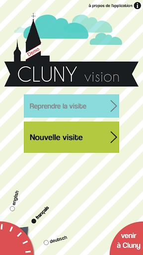Cluny Vision Demo