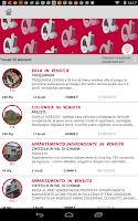 Screenshot of Casentino Immobiliare