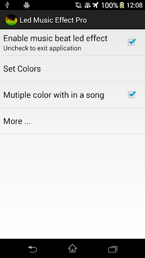 Led Music Effect Pro Rooted