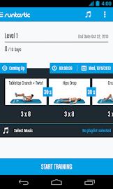 Runtastic Six Pack Abs Workout Screenshot 2