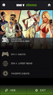 GTA V Cheats News-FREE