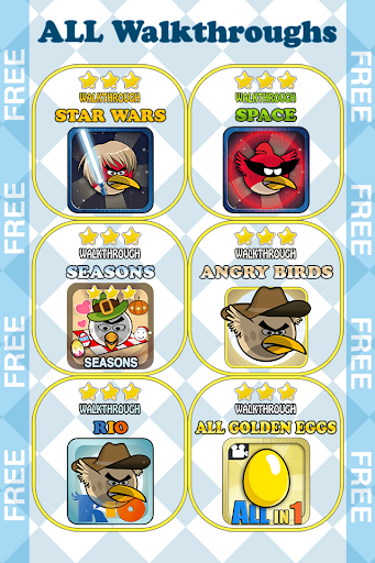 All-In-1 Guide for Angry Birds